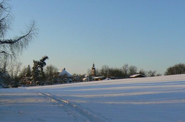 zimní Novohradsko
